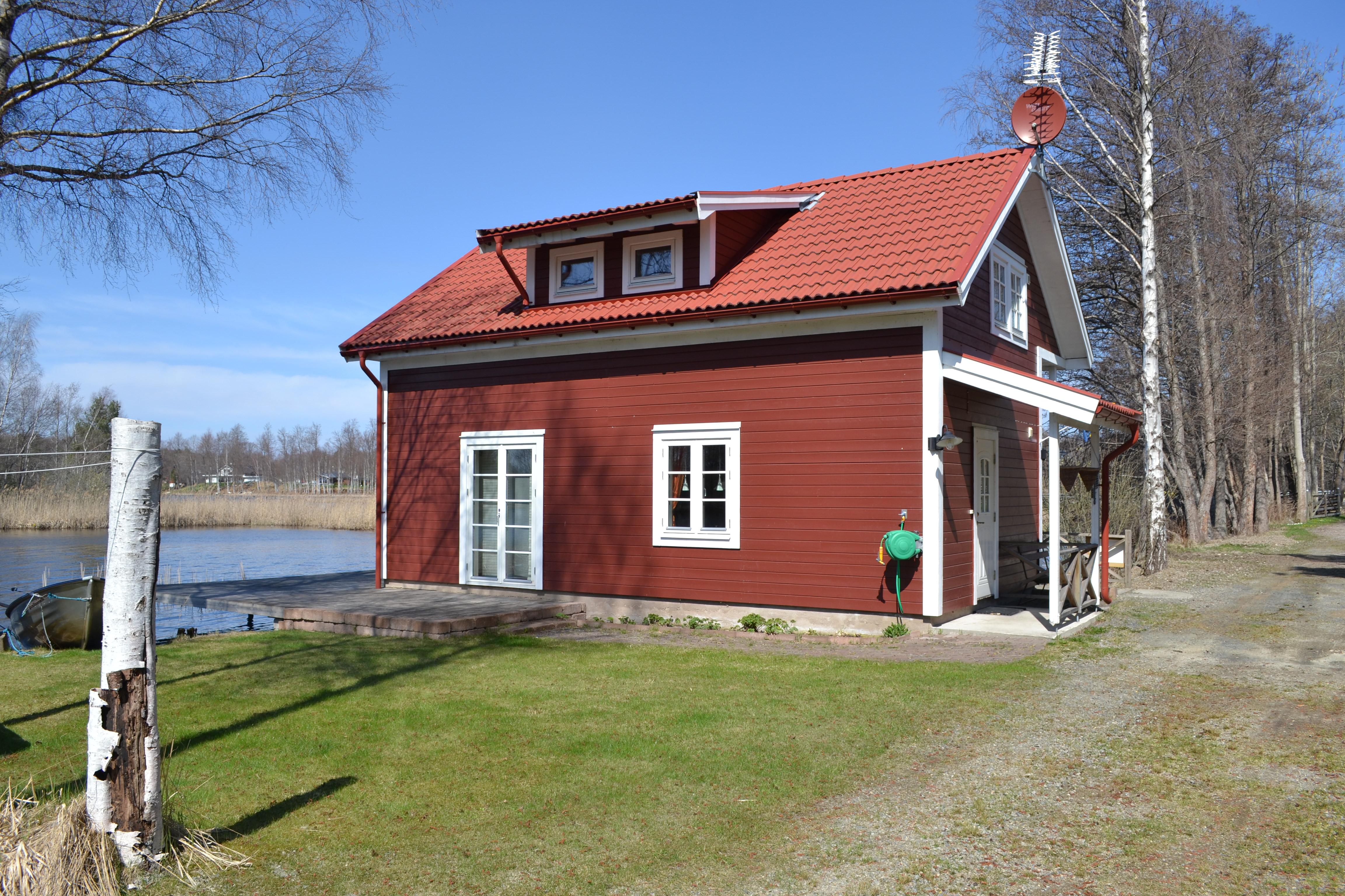 Ferienhaus Idala - Außenansicht